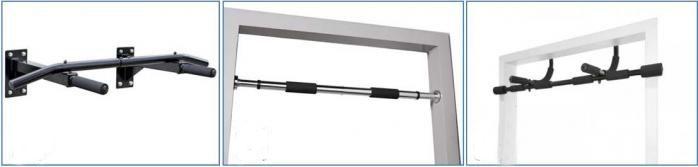 barre de traction installation classique. Black Bedroom Furniture Sets. Home Design Ideas